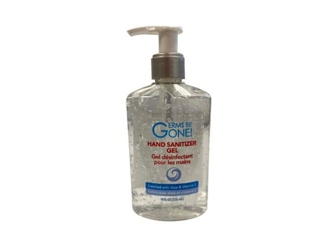 Germs Be Gone Hand Sanitizer - 236ML
