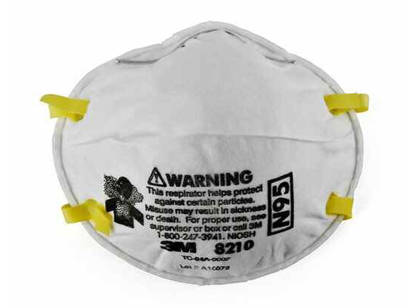 3M™ Particulate Respirator 8210, N95 Mask